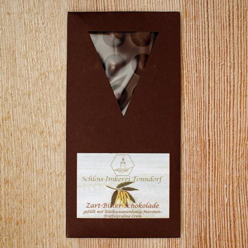 Honigschokolade